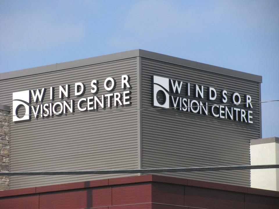 Windsor Sign Company Design Fabrication Installation
