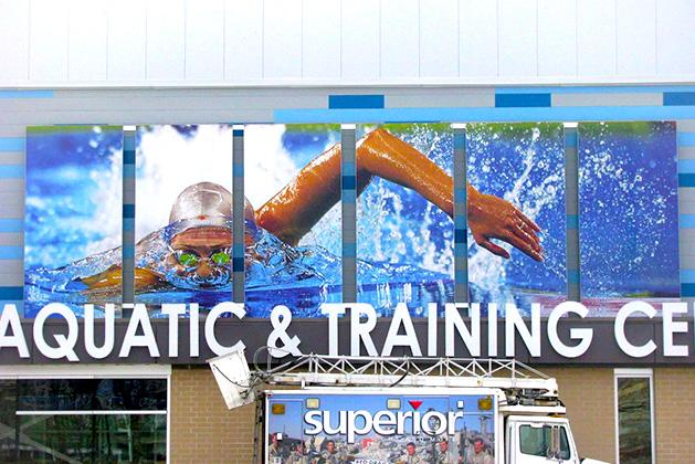 Windsor Sign Company Design Fabrication Installation